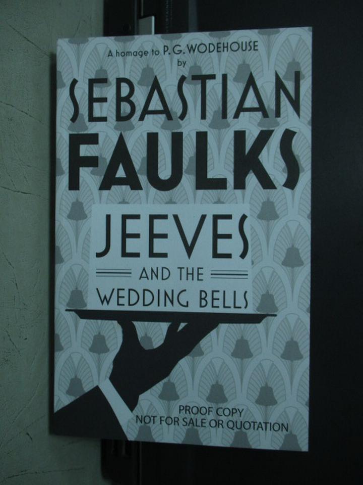 【書寶二手書T5/原文小說_JQH】JEENES and the wedding bells_2013