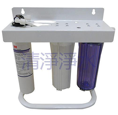 【大墩生活館】3M 9812XS 三 道式腳架型商用淨水器( 大濾水量型) (取代 MH、i2000、BH2),賣2730元