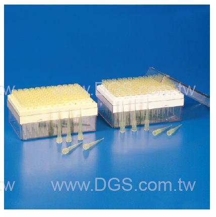 《Kartell》微量吸管尖 2-200ul 盒裝 2-200ul Micropipette Tip
