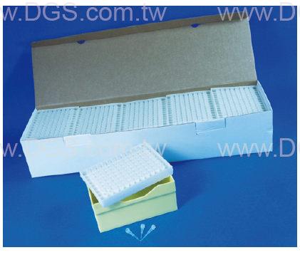 《Kartell》微量吸管尖 盒0.5-10ul 0.5-10ul Micropipette Tip