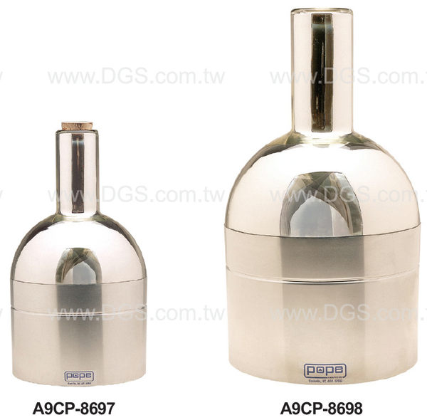 《POPE》液態氮桶 燒瓶型Dewar Flasks, Mesh Casing