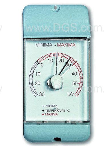 《TFA》最高最低溫度計Max-Min Thermometer,Bimetal