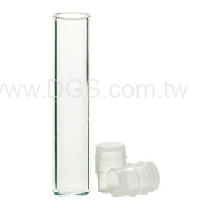 平口取樣瓶 8x35mm 1ml Vials 8 x 35mm for Alcott Positive Displacement Autosamplers