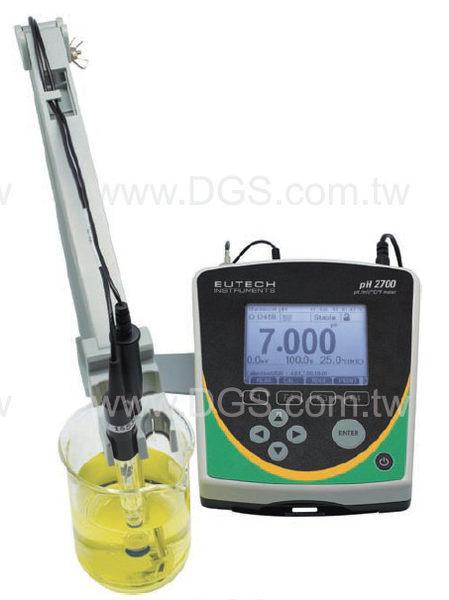 《EUTECH》桌上型高解析 pH/ORP計PH/ORP Meter EUTECH