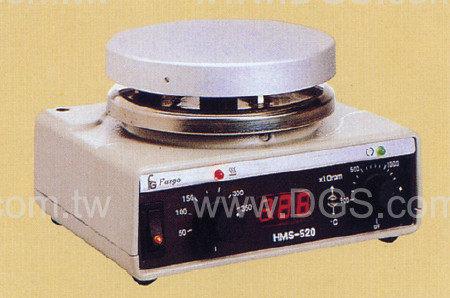 《台製》電磁加熱攪拌器附探棒 Stirrers/Hot Plate