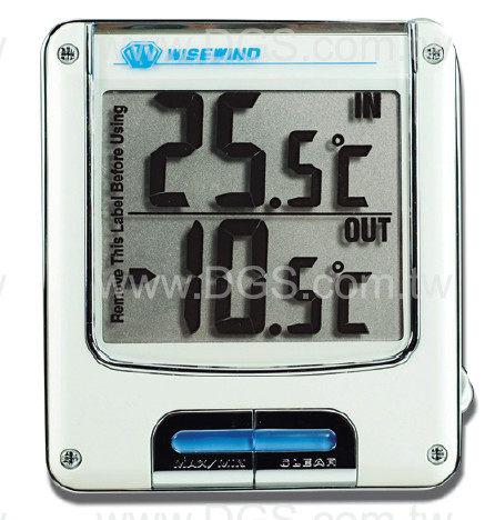 數字式最高最低溫度計 Hi/Lo Memory Thermo-Hygrometer