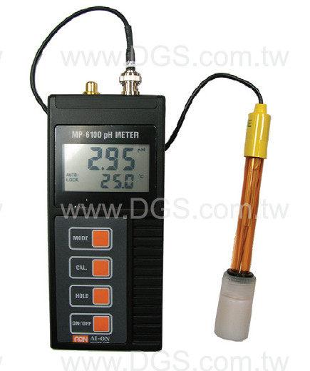 《台製》掌上型 pH/ORP計PH/ORP Meter