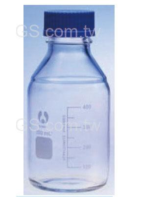 廣口血清試藥瓶 GL45 經濟型 Bottle,Media,Screw Cap,GL45,PP Cap