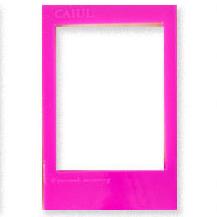 【拍立得配件】和信嘉 Mini 小相框 桃紅色 instax mini 富士 Mini8 / Mini25 / Mini50S / Mini70 / Mini90 / SP1