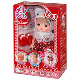 Baby Joy World-【日本Pilot限量版 Hello Kitty】小美樂娃娃 40週年慶限量版(頭髮碰水會變色唷) 通過商檢