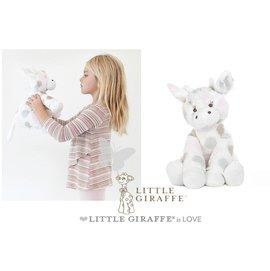 玩偶安撫娃娃-Baby Joy World-【美國Little Giraffe】〈Little G系列〉長頸鹿娃娃-粉紅(LXDPLGPK)