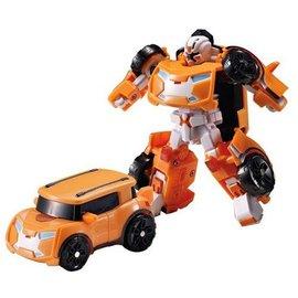 兒童交通模型玩具Baby Joy World【韓國TOBOT】 迷你TOBOT X 機器戰士(YT01020) 熱銷上市