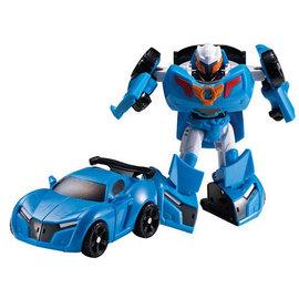 兒童交通模型玩具-Baby Joy World-【韓國TOBOT】 迷你TOBOT X 機器戰士(YT01021) 熱銷上市