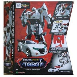 【韓國機器戰士TOBOT】Y 超級進化機器人 (YT01011)