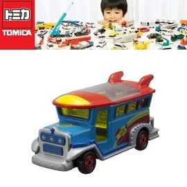 【日本TOMICA迪士尼小汽車】DM-05 夢幻外星人小巴(DS44991)