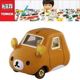 【日本Dream TOMICA】夢幻小汽車NO.155 拉拉熊三輪車(TM155)