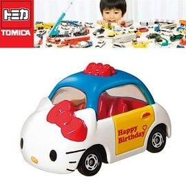 【日本Dream TOMICA】 夢幻小汽車 KITTY車40TH特別版(限定版)(TM80633)