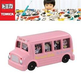 【日本Dream TOMICA】夢幻小汽車史努比粉紅巴士(TM80451)