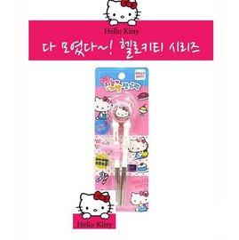 兒童學習筷-Baby Joy World-韓國Hello Kitty Stainless Steel 幼童不鏽鋼學習筷 (韓國製)