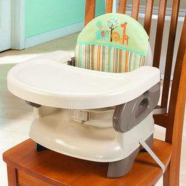 兒童餐椅-Baby Joy World-美國 Summer Infant Summer Infant可攜式活動餐椅(米色)
