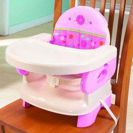 兒童餐椅-Baby Joy World-美國 Summer Infant Summer Infant可攜式活動餐椅(粉紅色)
