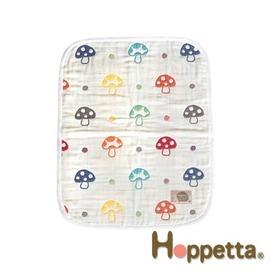 嬰幼兒棉被-Baby Joy World-日本Hoppetta-六層紗蘑菇被 (小) # 524215