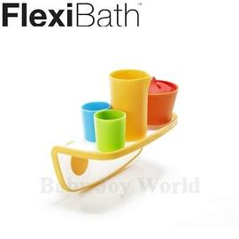 Baby Joy World-洗澡戲水玩具-丹麥The Flexi Bath Toys 洗澡玩具泡澡玩具