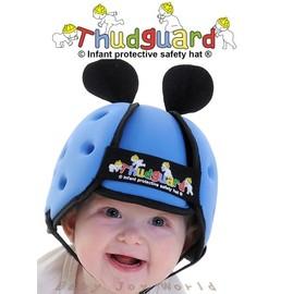 兒童防護防撞帽-Baby Joy World-英國Thudguard 嬰幼兒學步防撞帽