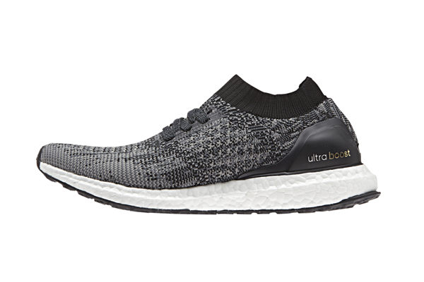 【蟹老闆】Adidas uncaged ultra boost 男生 台灣未發 黑灰配色 底超軟 NMD鞋面