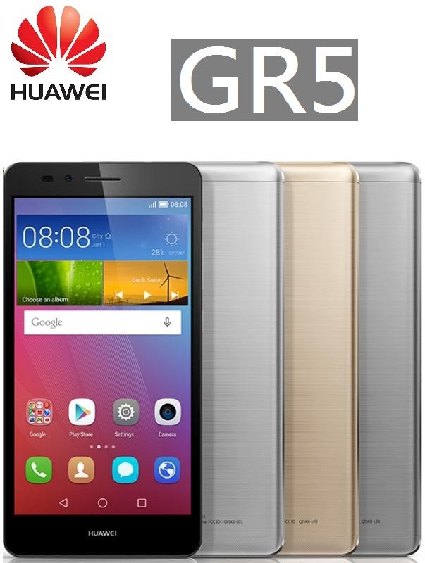 【原廠現貨】華為 HUAWEI GR5 八核心 5.5吋 2G/16G 4G LTE 智慧型手機●指紋辨識●(送運動藍牙耳機)