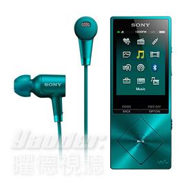 【曜德】SONY NW-A26HN 藍色 數位隨身聽 32GB NFC藍芽播放 ★免運★