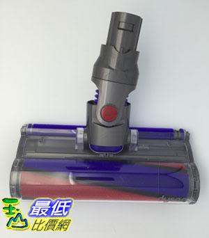 [主機需具有motorhead 功能才能用] Dyson DC74 Fluffy 吸塵蹣電動軟質碳纖維滾筒吸頭DC59 DC62 V6可直接昇級