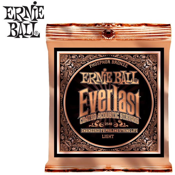 【非凡樂器】老鷹牌 Ernie Ball Everlast(12-54) 木吉他弦/高級木吉他弦