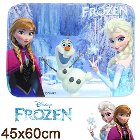 【esoxshop】冰雪奇緣 止滑地墊 三人款 Disney 迪士尼 FROZEN