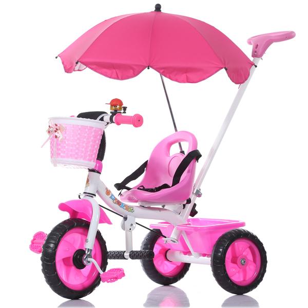 兒童手推三輪車(現貨+預購)