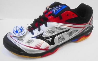 (陽光樂活)- MIZUNO 美津濃 羽球鞋WAVE FANG RX   - 71GA150503