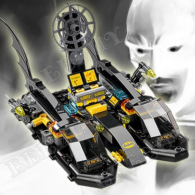 7113積木 超級英雄 蝙蝠俠戰船 益智積木 兼容樂高 另有旋風忍者