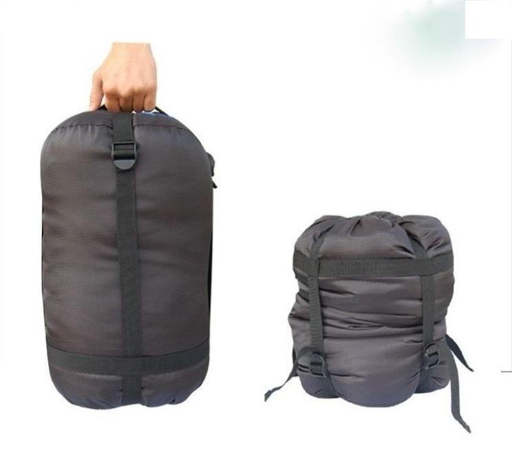 【大山野營】中和 TNR-218 牛津布 睡袋壓縮袋 收納袋 四向壓縮 纖維睡墊 羽絨睡袋專用