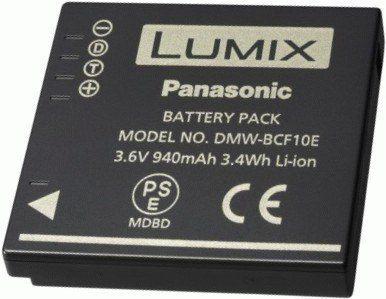 Panasonic DMW-BCF10E CGA-S/106原廠電池 【APAABA】