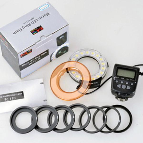 美科 MEIKE MK FC110 MK-FC110 LED 環型閃光燈 【AYZBA8】