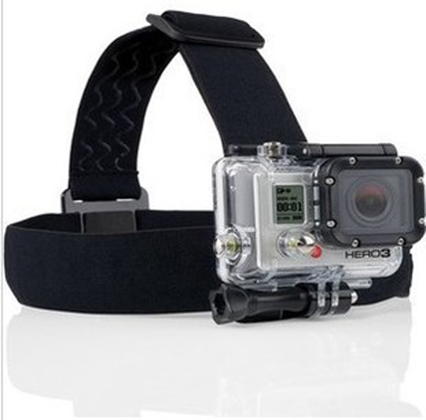 GoPro Hero2 3 3+ 4 副廠 頭戴頭帶 頭燈式束帶 頭燈式固定帶 【BGPA24】
