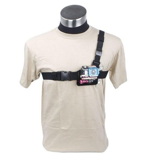 GOPRO Hero2 3 3+ 4 新款胸帶 胸前綁帶 【BGPA9B】