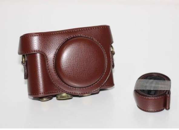 SONY HX50 2件式 相機包 皮套 【ABGA3B】