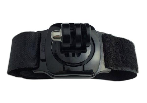 GOPRO Hero2 3 3+ 4 副廠 可360度旋轉 手帶 手腕帶 【BGPBB7】