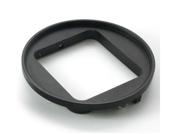 GOPRO hero3 專用 副廠 防水殼 黑色 58mm 轉接環 濾鏡接環 【BGPB34】