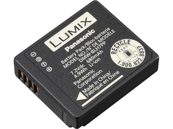 Panasonic DMW-BLH7 BLH7GT BLH7 原廠電池 GM1 GF7 適用 【APAA38】