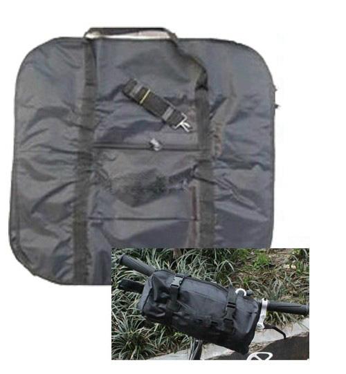摺疊自行車袋 腳踏車 單車 車袋 攜車袋 背車袋 14至20吋 適用 【MICAA6】