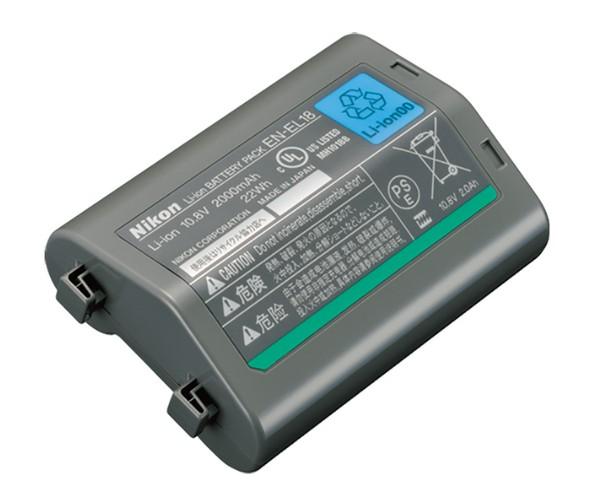 NIKON EN-EL18 EL18a通用 原廠電池D4 D4S D4X D800 MB-D12 【ANIAA5】