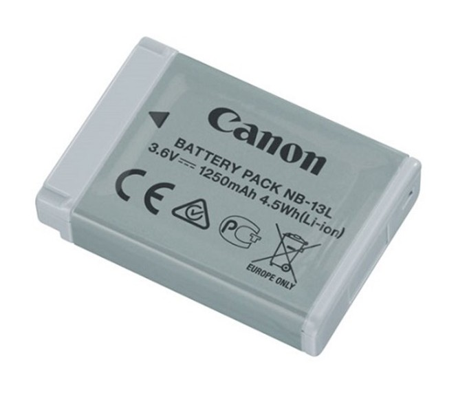 Canon NB-13L NB13L 原廠電池 G7X 適用【ACAA34】