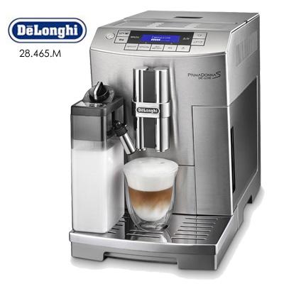 《Delonghi》PRIMADONNA S DE LUXE ECAM 28.465.M 全自動咖啡機